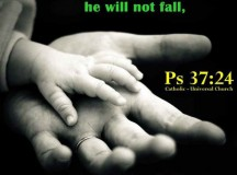 Psalm 37.24