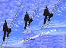 Five Steps to Climb the Ladder of Entrepreneurial Success