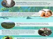 Best Caribbean Island to Visit in 2014 – Infographic