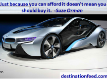 Quote for the Day: On Buying Things