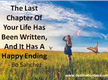 Quote for the Day: Chapter Of Your Life